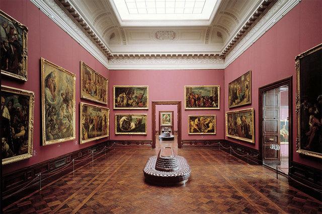 Дрезденская картинная галерея - время работы, адрес и видео