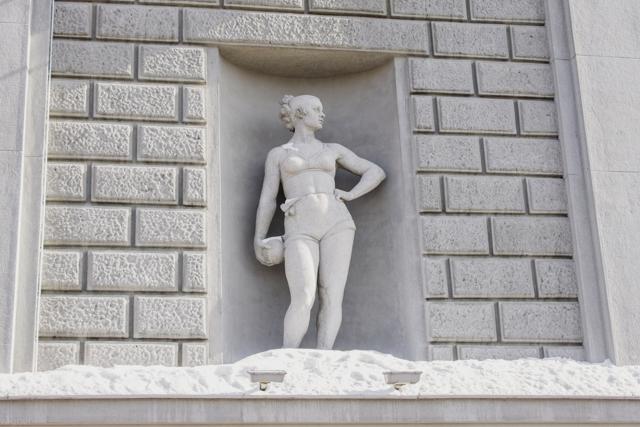 Скульптуры Самары: фото, описание