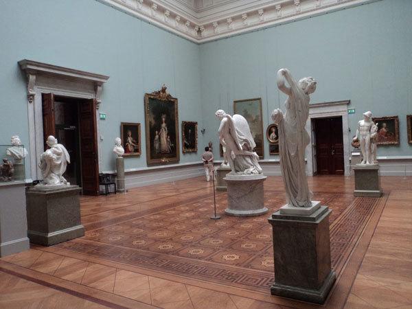 Национальный музей Швеции, Стокгольм » Музеи мира и картины известных художников