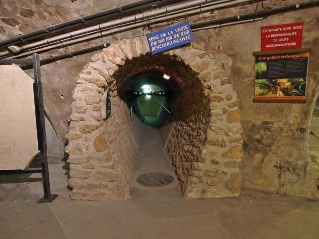 Музей канализации, Франция, Париж
