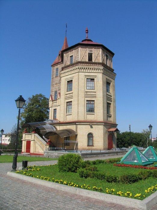 Музей воды в Киеве - видео и адрес музея, Украина
