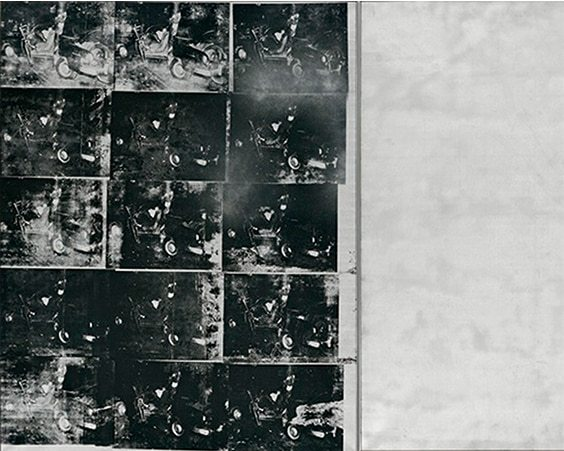 «200 однодолларовых купюр», Энди Уорхол — описание картины