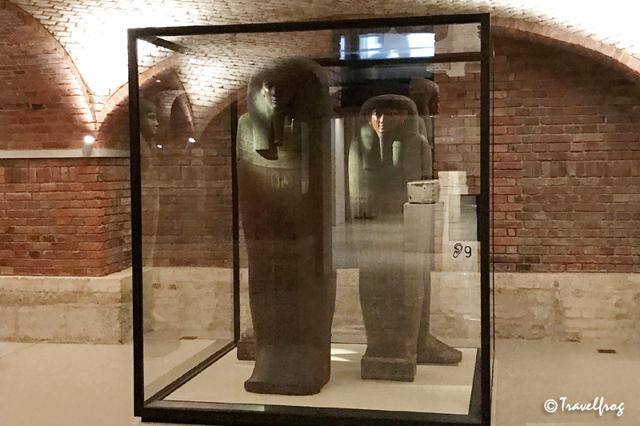 Египетский музей в Берлине, Германия