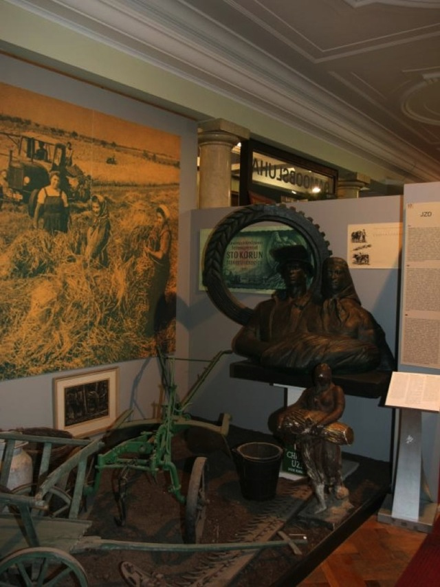 Музей коммунизма в Праге, Чехия