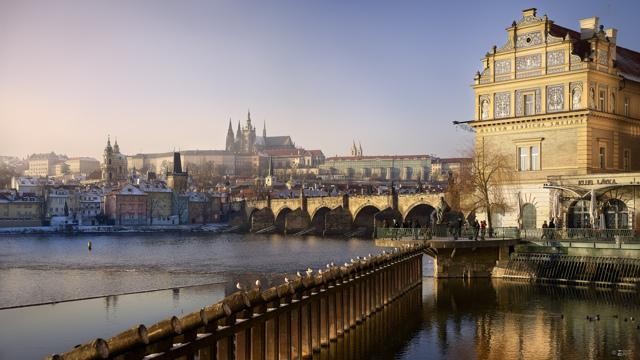Прага в декабре: фото, отдых, туры, погода