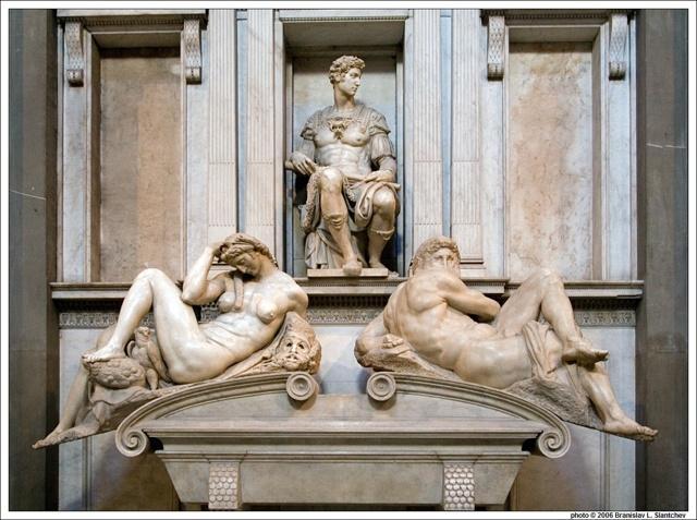 Скульптура «Геркулес и Диомед», Флоренция, фото, описание