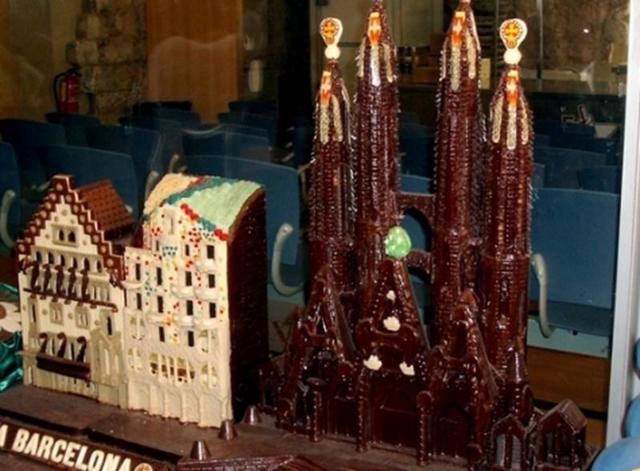 Музей шоколада, Барселона: адрес и фото