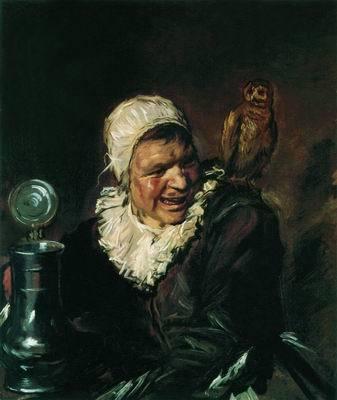 Мужской портрет, Франс Хальс — описание