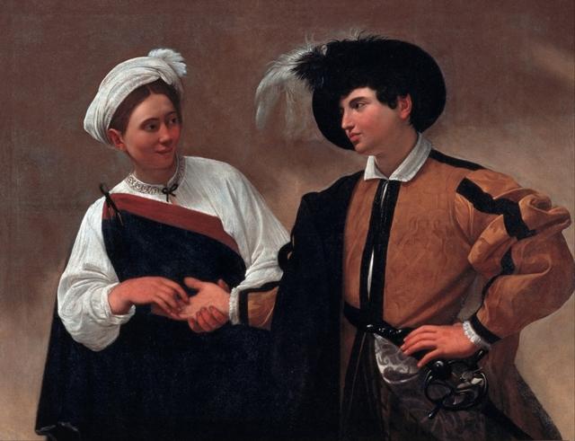 Картина Музыканты, Микеланджело Меризи да Караваджо