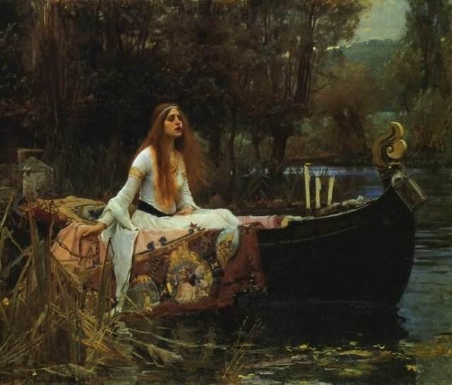 Гилас и нимфы, Джон Уильям Уотерхаус, 1896
