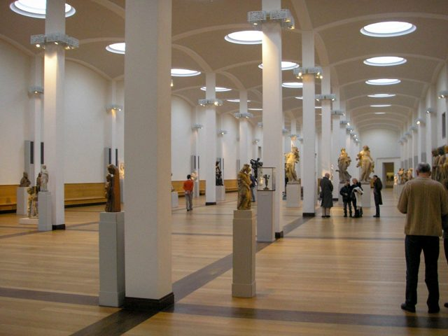 Берлинская картинная галерея, Германия
