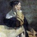 Две сестры, Теодор Шассерио, 1843