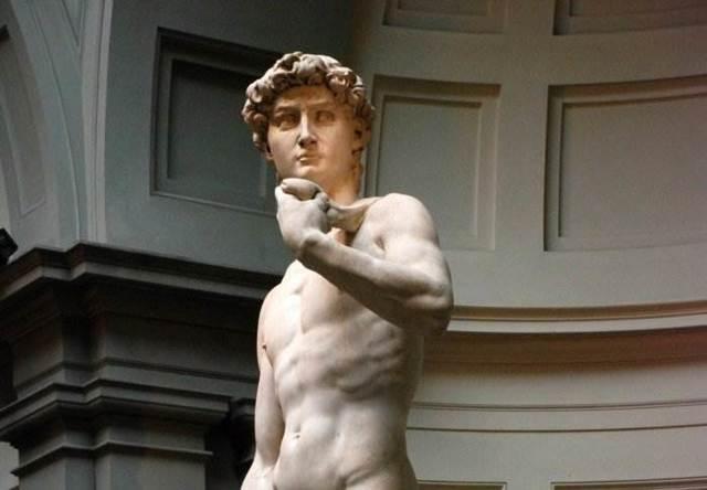 Давид - скульптура Микеланджело, фото, история скульптуры