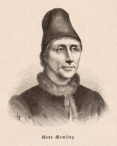 Святой Бенедикт, Ганс Мемлинг, 1487