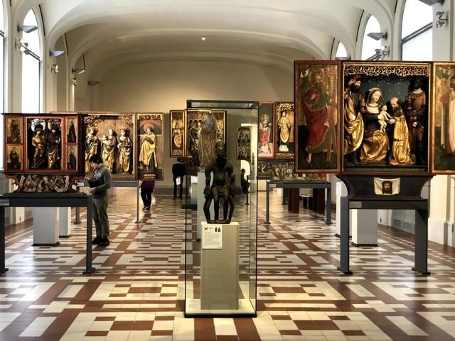 Музей Боде в Берлине, Германия