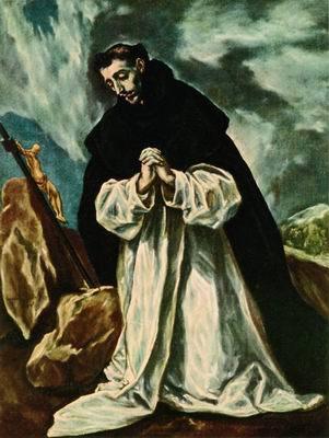 Картина Троица, Эль Греко