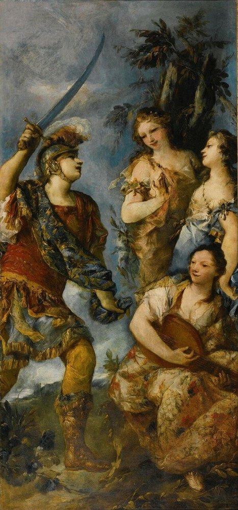 «Площадь Сан Марко», Франческо Гварди — описание картины