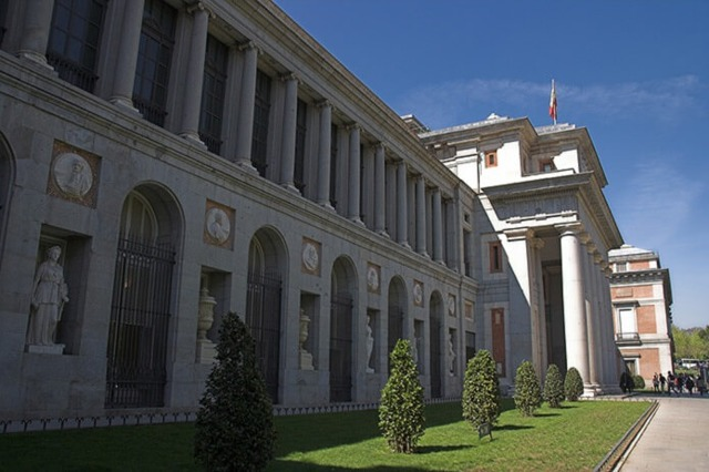 Видео экскурсия по музею Прадо » Музеи мира и картины известных художников