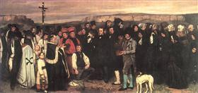 «Девушки на берегу Сены», Гюстав Курбе — описание картины