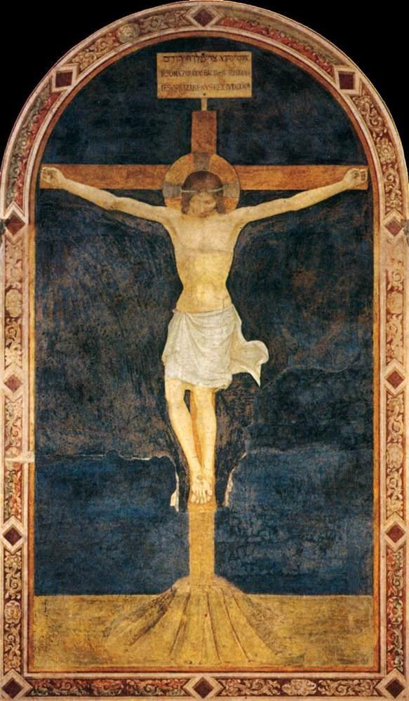 «Коронование Марии», Фра Беато Анджелико — описание картины