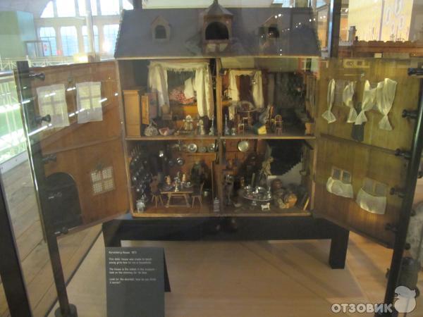Музей игрушек Поллока в Лондоне, Великобритания