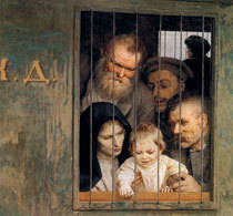 Всюду жизнь, Николай Александрович Ярошенко, 1888
