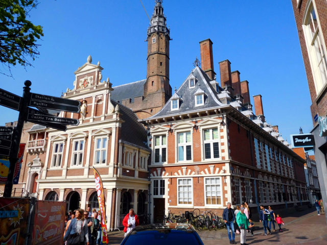 Музей Франса Халса, Голландия, Гарлем