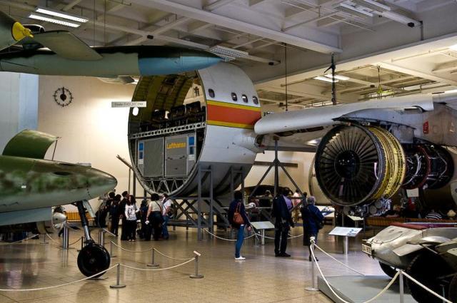 Музей авиации и техники Вернигероде, Германия, адрес и фото музея