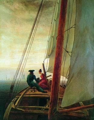 Каспар Давид Фридрих — биография и картины