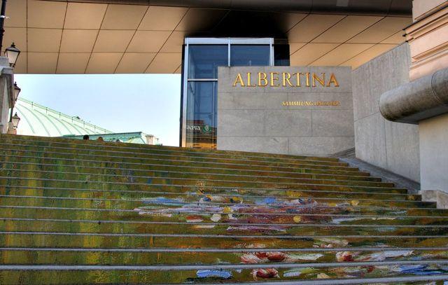 Галерея Альбертина, Вена, Австрия: фото и описание музея
