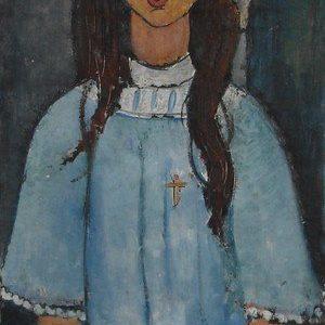 «Алиса», Амедео Модильяни — описание картины