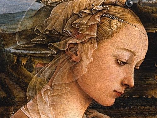 Коронование Марии, Фра Филиппо Липпи