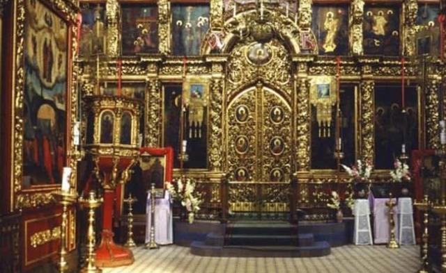 Благовещенский собор Кремля, Москва, Россия