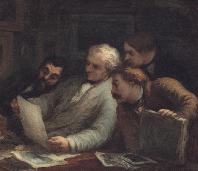 Оноре Домье: сын стекольщика, которого боялись короли, биография и картины