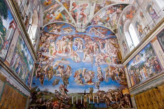 Скульптуры Микеланджело Буонарроти - фото и описание