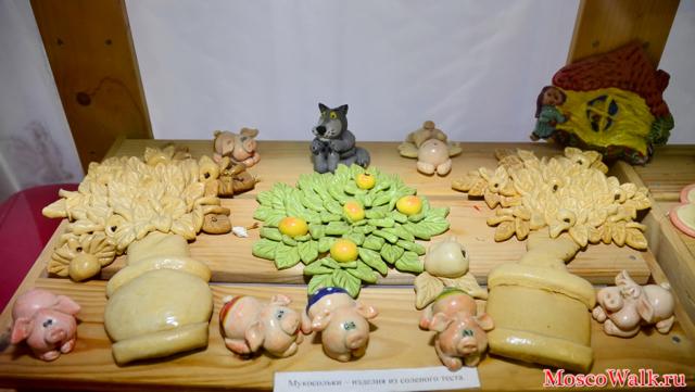 Музей хлеба в Измайлово