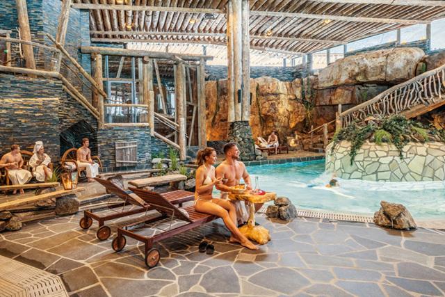 Отдых в Финляндии в декабре: баня, курорты, цены