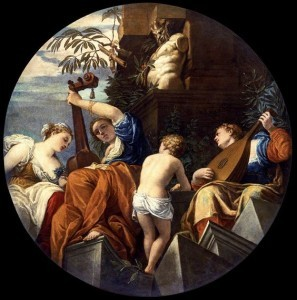 Триумф Венеции - Паоло Веронезе