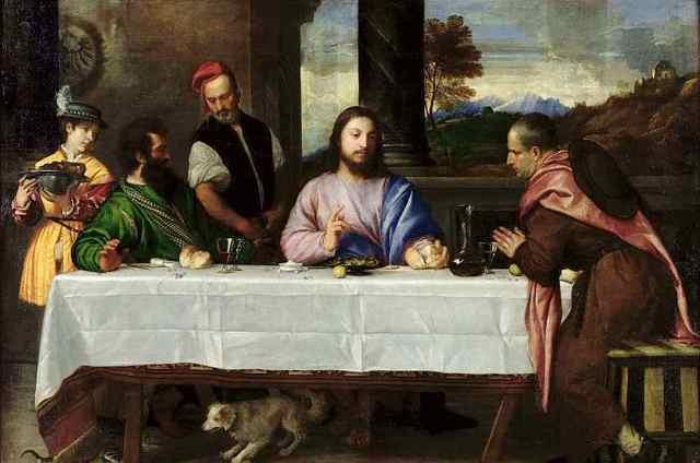 Увенчание терновым венцом, Тициан Вечеллио