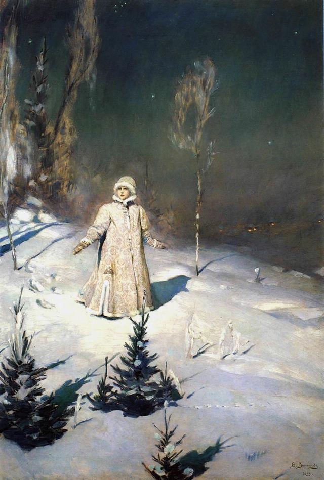 Описание картины Васнецова
