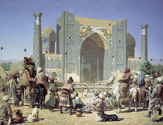 «Апофеоз войны», Картина Верещагина — описание