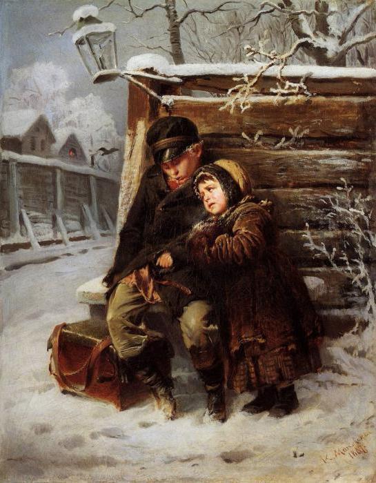 Художник Константин Егорович Маковский: картины и биография
