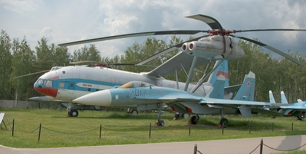 Музей Военно-Воздушных Сил России