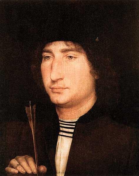 Портрет дамы, Рогир ван дер Вейден, около 1460
