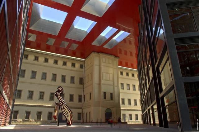 Центр искусств королевы Софии, Испания, Мадрид