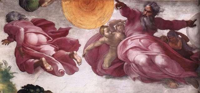 Всемирный потоп, Микеланджело Буонарроти, 1512