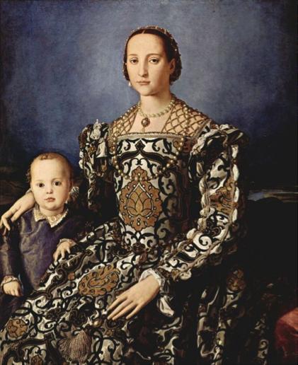 Аллегория с Венерой и Купидоном, Аньоло Бронзино