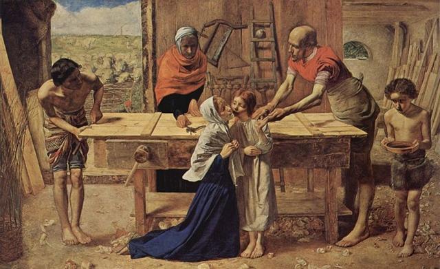 «Приказ об освобождении», Джон Эверетт Милле — описание картины