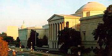 Национальная галерея искусств, Вашингтон, США