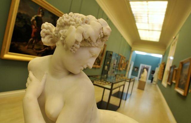Музей изящных искусств, Франция, Руан